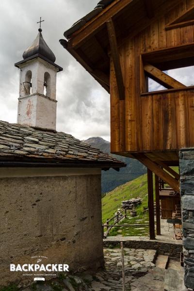 Die kleine Kapelle von Cunéaz – Glaube und Hoffnung auf 2.000 Höhenmetern