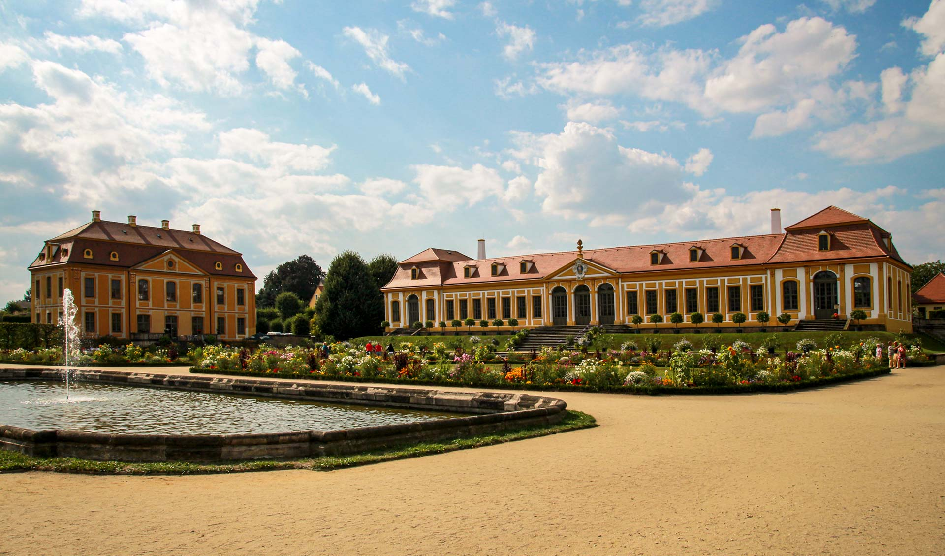 Herzlich willkommen im Barockgarten Großsedlitz – Lustwandeln auf Sächsisch