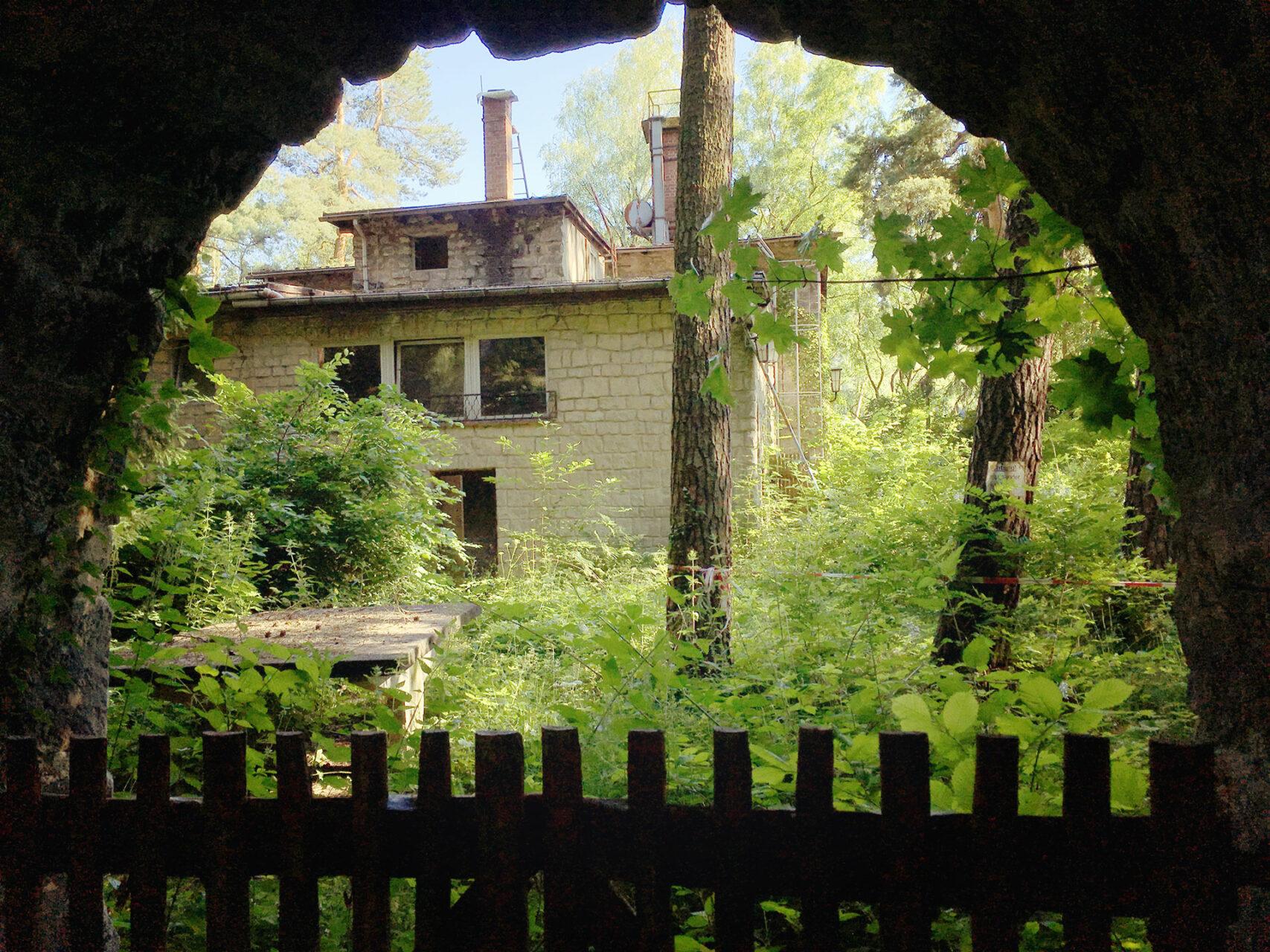 Die ehemaligen Behausungen der Metzger stehen zum großen Teil auch heute noch. Einige von ihnen sind jedoch dem Verfall preisgegeben …