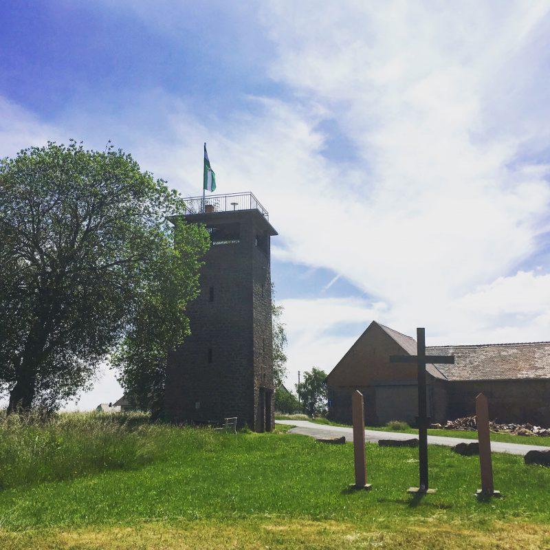 Ludwig-Keller-Turm auf der Geißhöhe
