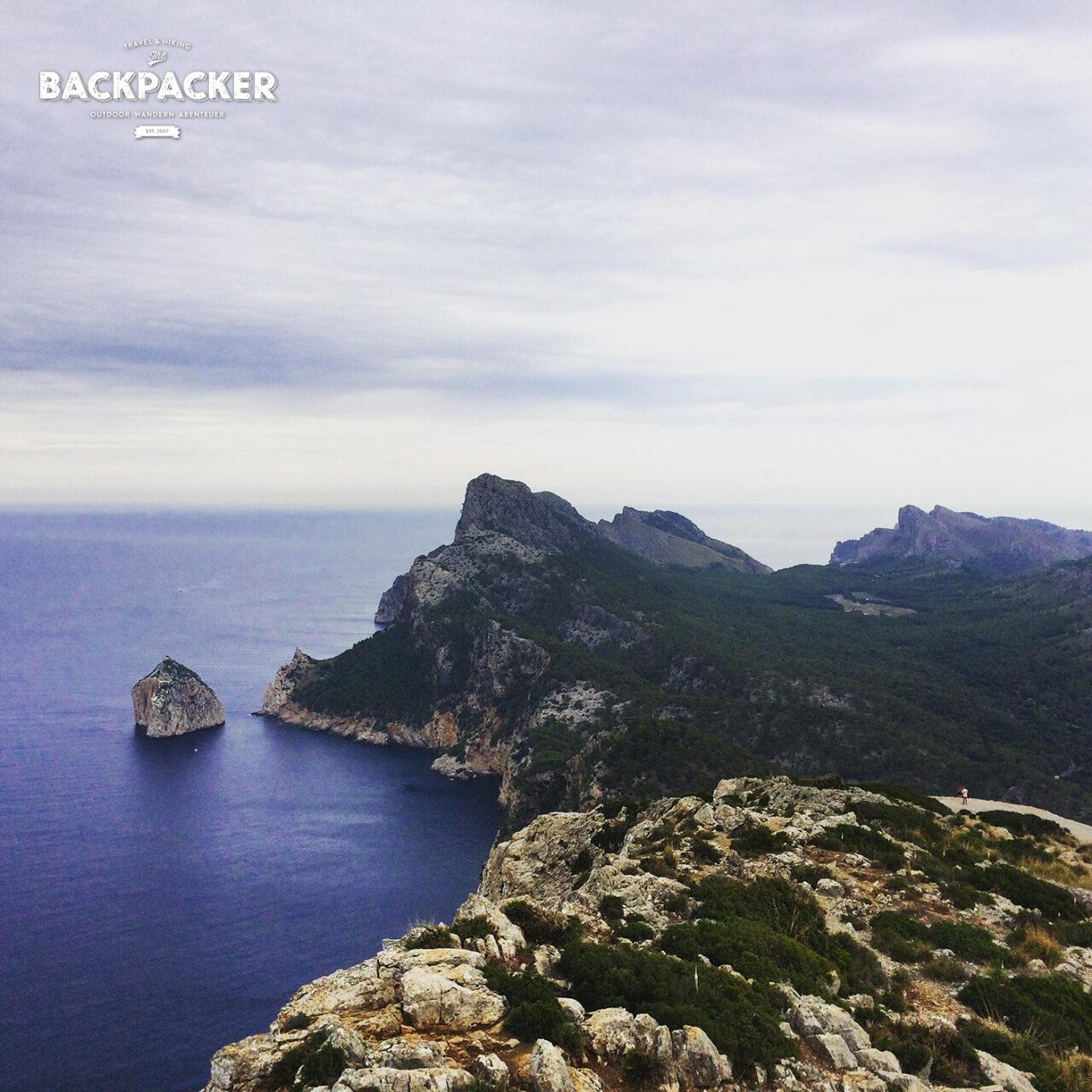 Typisch mediterran: die Buchten am Cap Formentor