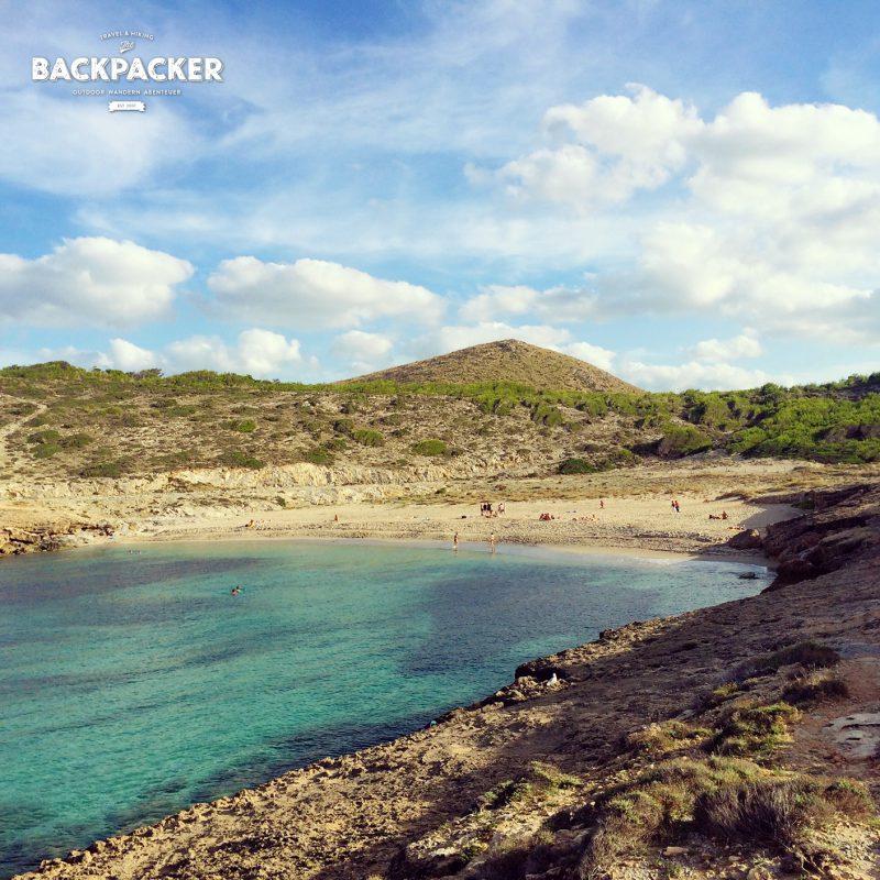 Die Buchten bei Arenalet Aubarca laden zum (Nackt-)Baden