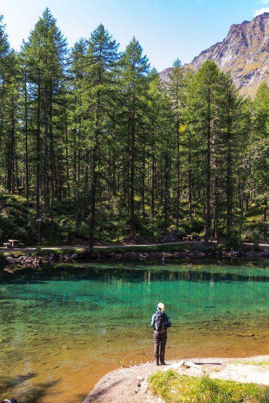 Ich mach's kurz: #Wanderlust am Lago Pellaud