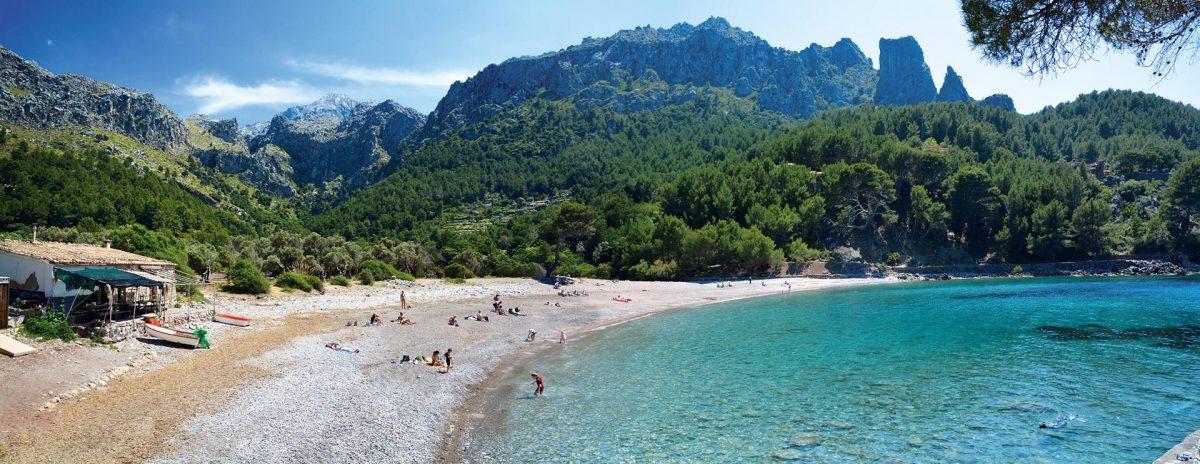 Strand bei Cala Tuent | © Mallorcas Schöne Seiten, Stefan Loiperdinger