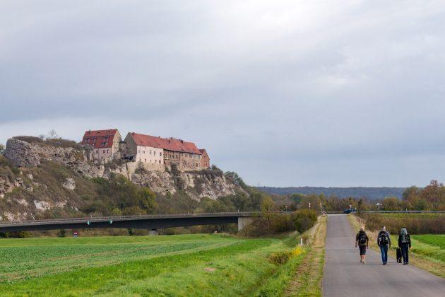 Alles Wendel! Burg Wendelstein mitsamt Wendeltreppe