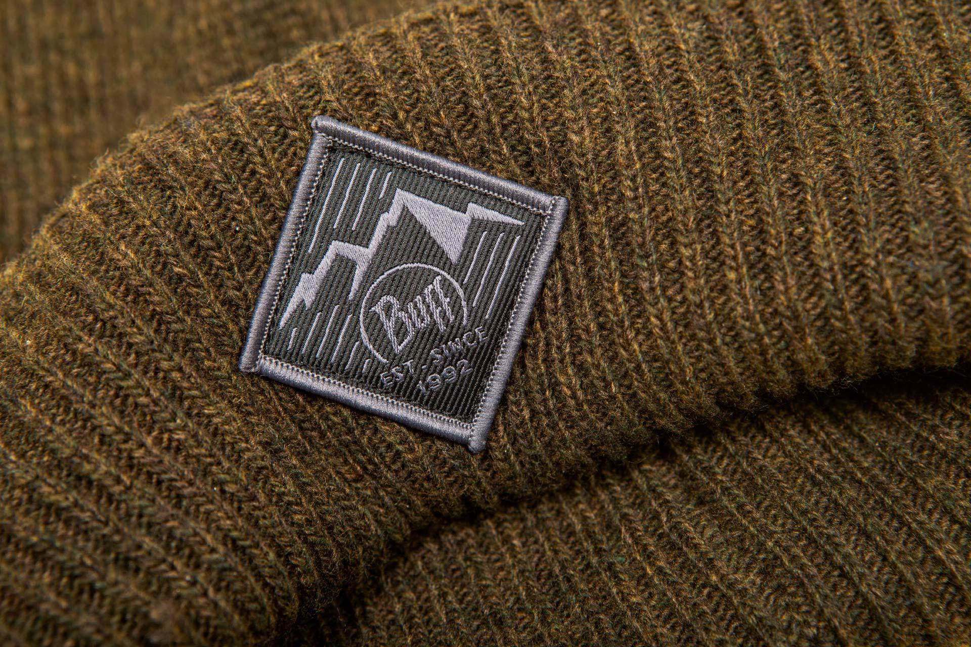 Strickmütze Pavel aus der Knitted Collection im stylischen Strickdesign