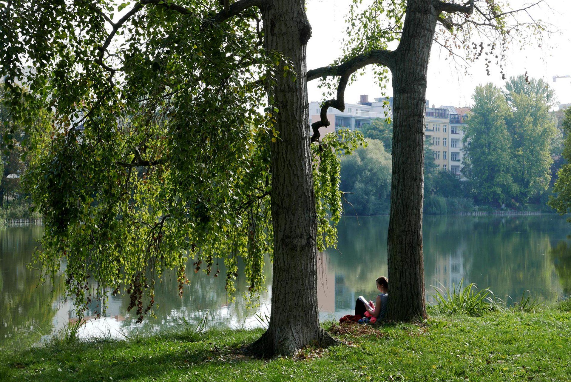 Lietzenburger Park © Anke Sademann