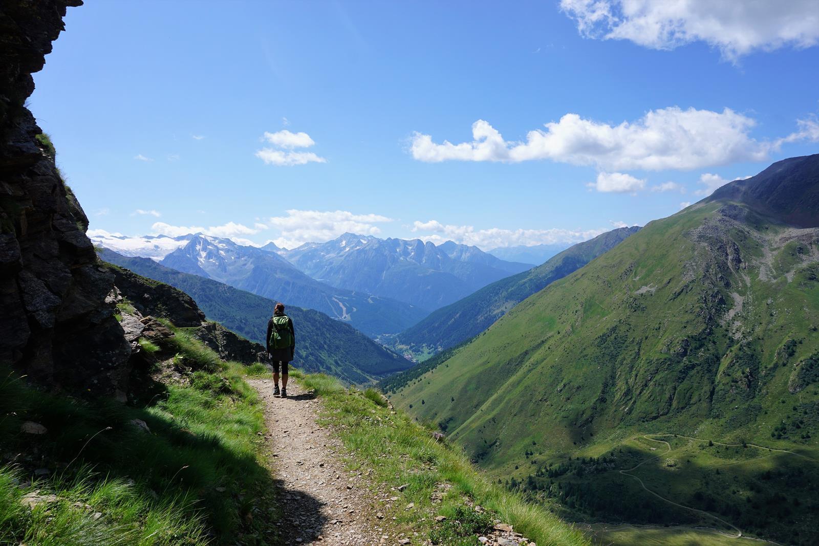 Sentiero della Pace, Friedensweg Etappe 5 — Passo di Gavia