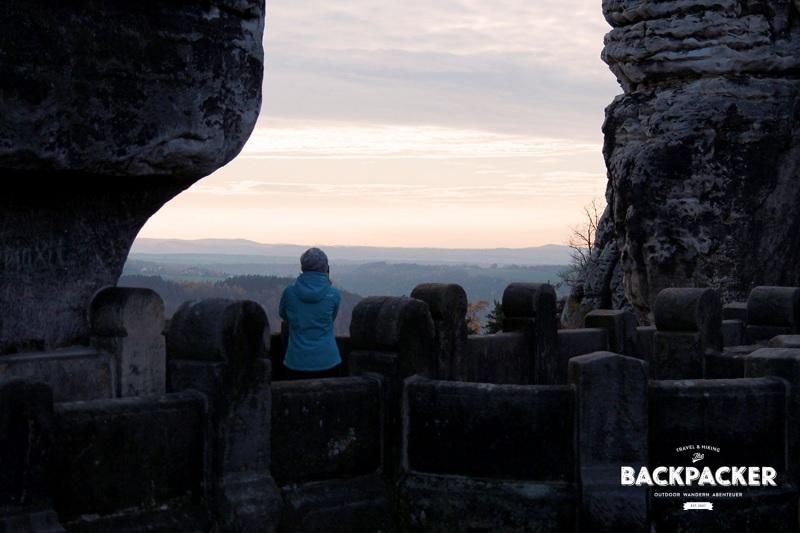 Nicht nur für Fotografen: die Aussicht von der Basteibrücke