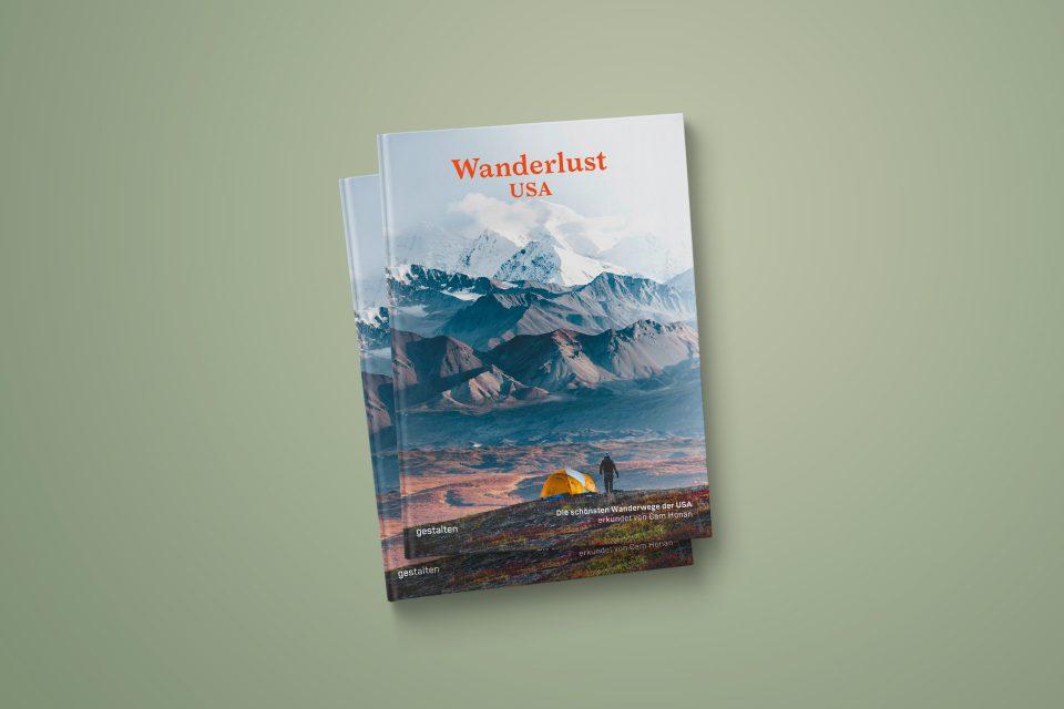 Cover © Wanderlust USA, Gestalten, 2019
